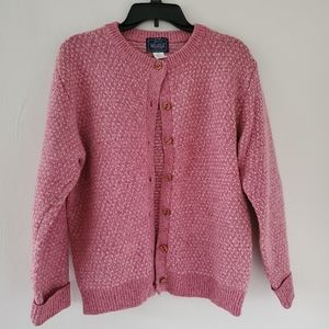 Vintage Woolrich Wool Cardigan Sz.M